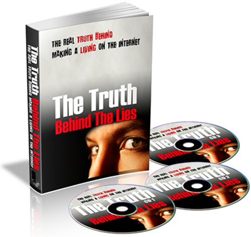 Product picture The Truth Behind The Lies