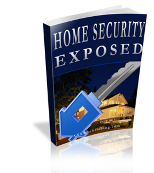 Product picture Home Security Exposed