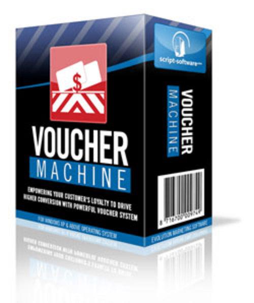 Product picture Voucher Machine