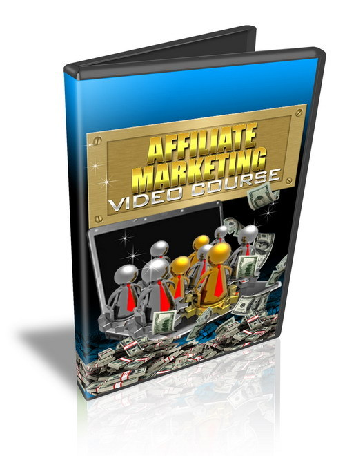 Product picture Affiliate Marketing Video Course
